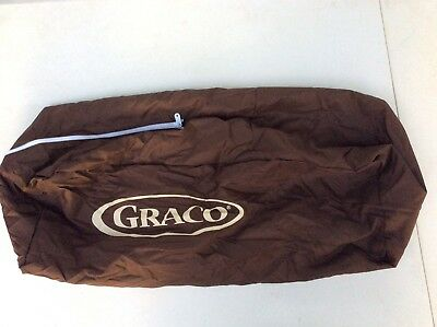 Carrying Bag Brown for Graco Pack n Play. Brand New