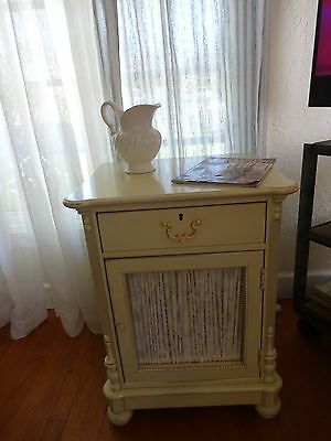Antique Vintage Betsy Cameron Collection By Lexinton Night Stand