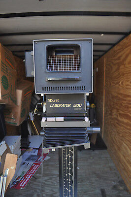 Durst Laborator 1200 With Femoneg And Femocon 151 152 Photo Enlarger