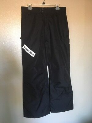 Slednecks Destroyer Men's Winter Shell Pant Size Small Brand New