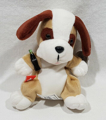 Coca Cola International Beanie Baby Collection 1999 Nardie Switzerland 0256
