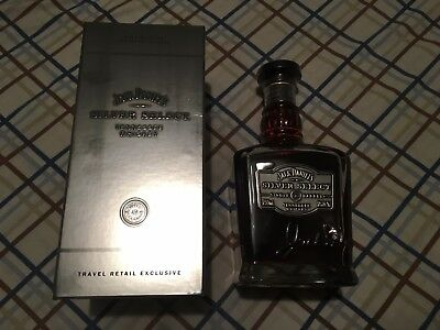 Jack Daniel's Silver Select single barrel (full & sealed version 2 bottle)