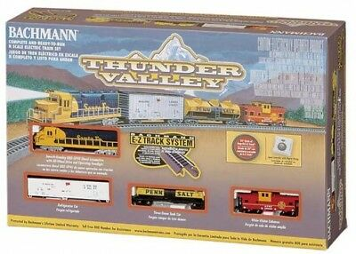 Bachmann Trains Thunder Valley Freight Train Set, N Scale