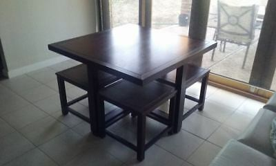 Freedom Dining Table And Chairs