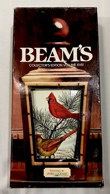 Beam's Collector's Edition Volume XvIII~ Painting By James Lockhart
