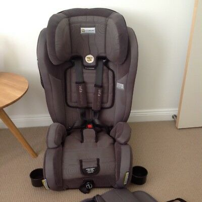 Infasecure Evolve Graphite Grey Child 6m to 8yr Car Seat