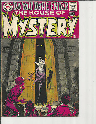 House of Mystery 174 (DC) 1968