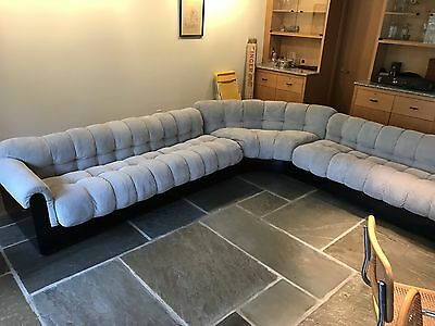 "Mid Century Modern ""Bounty Group"" Sectional Sofa, Pace Collection by Davanzati"