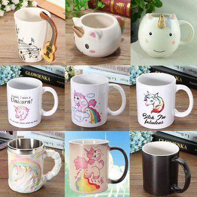 office coffee cups. Unique Office 8 Pattern Unicorn Mug Office Coffee Cup Tea Beer Cups Colour Changing Fun  Gift Intended C