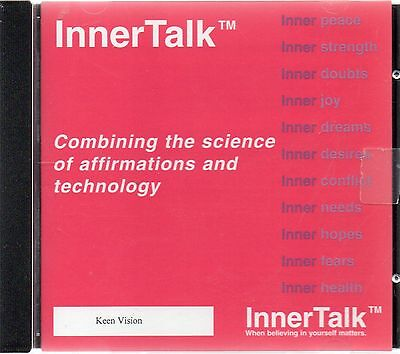 Keen Vision - InnerTalk self help programme (audio cd)