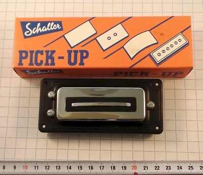 NOS Schaller singlecoil 10/304 bass guitar pickup