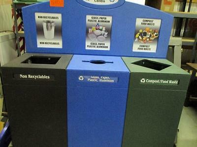 Recycle & Garbage Station