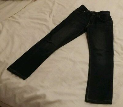 Boys Next Skinny Fit Blue Jeans Age 10 Years Absolutely Immaculate Condition