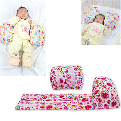 Adjustable Detachable Baby Kids Sleeping Pillow Infant Bedding Pillow Flat Head