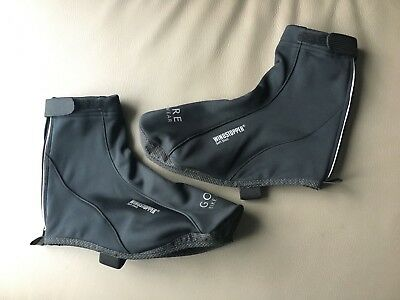 GORE Bike Wear Winter Thermo Windstopper Soft Shell Überschuhe Gr. 45 - 47
