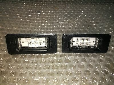 1 x NEW Original BMW LED 63 26 7 193 293 Kennzeichenleuchte Number Plate Light