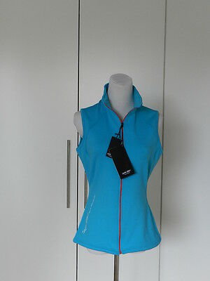 Galvin Green Insula Dawn Body Warmer Damen S türkis UVP 99 Euro