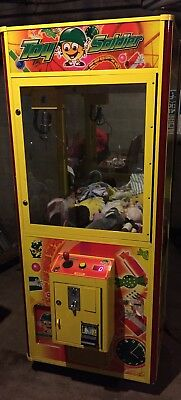 "30"" Toy Soldier Plush Crane Claw Machine with Mars DBA"