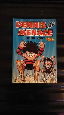 Dennis The Menace Annual 2001 Vintage Childrens Annual
