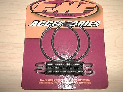 FMF Exhaust O-rings + Pipe Springs Yamaha YZ250 YZ 250 1999-2018 All 2 Stroke