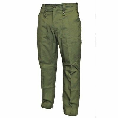 British Army Lightweight Trousers - Used Grade 1 - All Sizes - Free Uk Postage