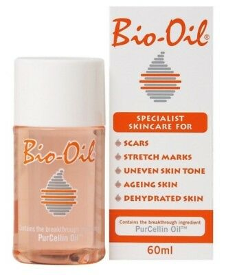 2X Bio Oil Skincare for Stretch Mark Scar Uneven Skin Tone 60ml