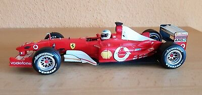 Ferrari F2003-GA 1:18 Rubens Barrichello 2003 Hot Wheels 2.Wahl