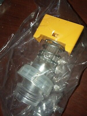 Gehl's Nacho Cheese Chili Dispenser Replacement NEW Push Valve Gehls Hot Dogs