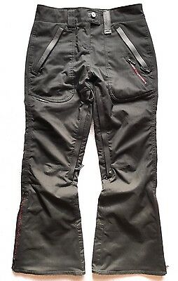 Holden Womens Snowboard Ski Pants Ladies Snow Trousers Salopettes Small