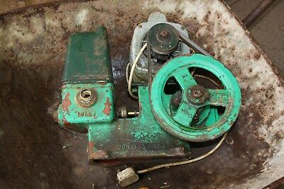 Lister Water Pump With Electric Motor