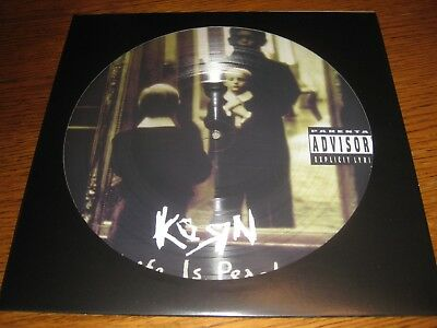 Korn-Life is peachy Picture-LP,Epic ? 1996,megarar,14 Tracks,neu/new/unplayed!!!