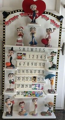 Danbury Mint Betty Boop Calender