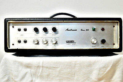 Bass Guitar Tube Amp 60s Rolling Stones Vintage Röhrenverstärke+TOP REFURBISHED+