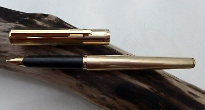 Vintage Parker Fountain Pen, 14k Gold Filled, around 1970