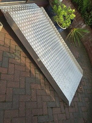 Motorcyles Ramp (motor Bike ,quad Or Wheelchair) Heavy Duty