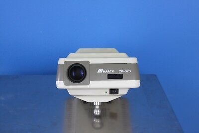 Marco CP-670 Chart Projector