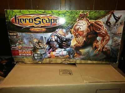 HEROSCAPE Master Set 2 Swarm of the Marro Build and Battle Of All Time Game Set