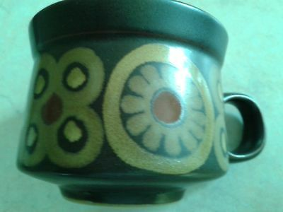 Denby Arabesque  Tea cup and saucer in perfect condition