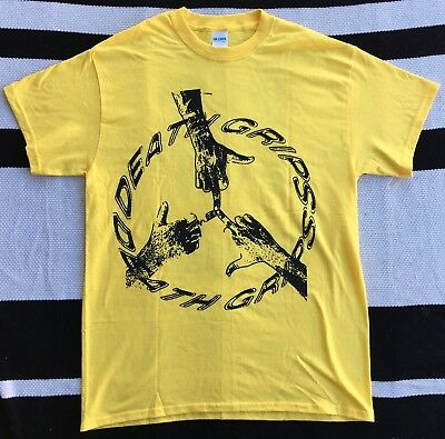 M Death Grips T Shirt Peace Daisy Design Ministry