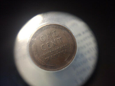 1922 No D 1C Strong Reverse BN Lincoln Cent