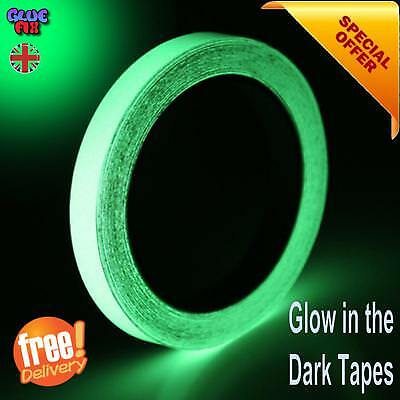 Glow In The Dark Tape Luminous Safety Decorative Emergency Exit