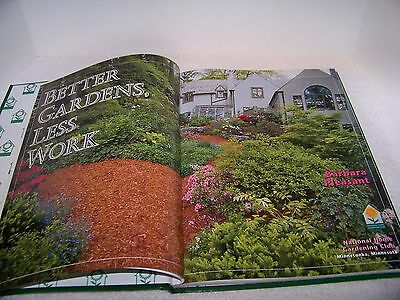 BETTER GARDENS, LESS WORK National Home Gardening Club by Pleasant