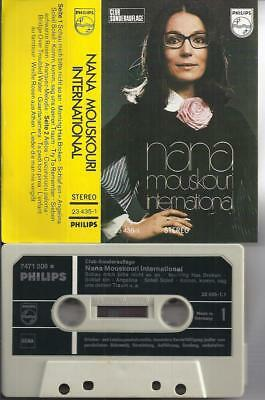 Nana Mouskouri international - MC Philipps Club-Sonderauflage