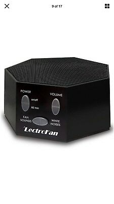 LectroFan - Fan Sound and White Noise Machine Color Options