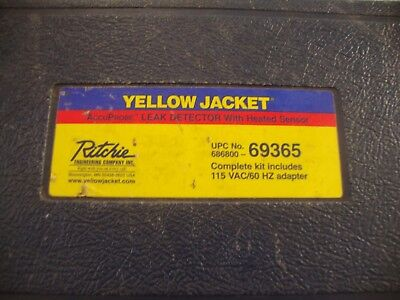 Yellow Jacket AccuProbe leak  69365