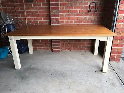 Early Settler 6-Seater Dining Table With 6 Chairs