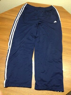 Adidas Youth Girl Sz XL Soccer Jog Track pant w Pockets XL