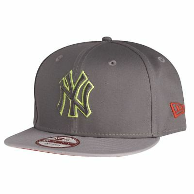 New Era 9Fifty Snapback Cap - NEW YORK Yankees grau