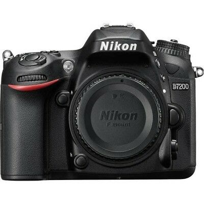 Nikon D7200 DSLR Camera (Body Only) 1 DAY FREE SHIPPING! BLACK FRIDAY SPECIAL!!