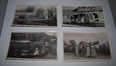 lot of 11 vintage missionary photograph INDIA kashmir 1920s 1930s
